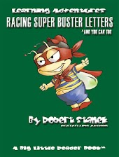 Racing Super Buster Letters and You Can Too