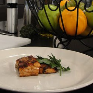 Asian Soy Salmon from Chef Binks.