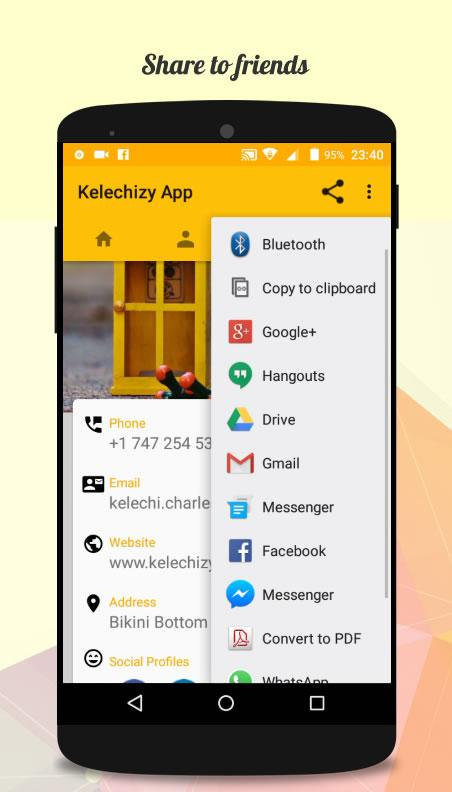 Kelechizy App- screenshot
