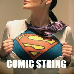Comic String