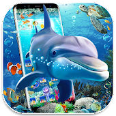Blue Ocean Theme List Android APK Download Free By Fancy Glitter Themes