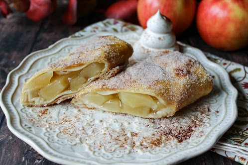 Apple Pie Deep Fry