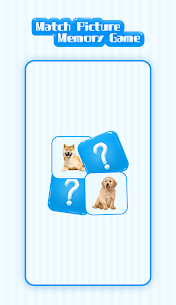 Match Picture Memory Game (Unlimited Money) 1