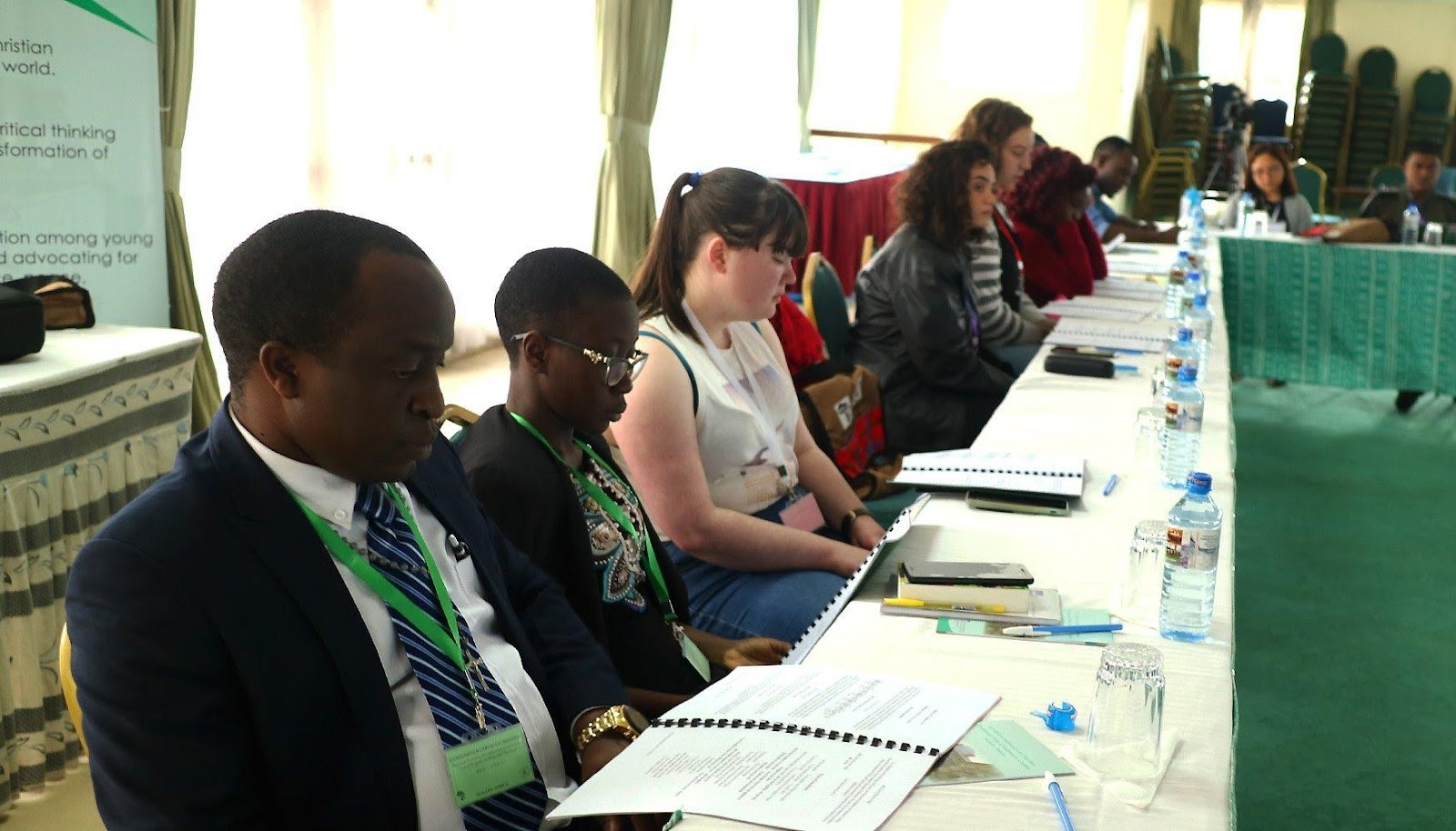 July 2019, Caity Cameron our delegate for WSCF IDD program in Kenya, Africa.  First time for her to go to Africa and also the first time WSCF held a program on identity, diversity and dialogue in Africa.