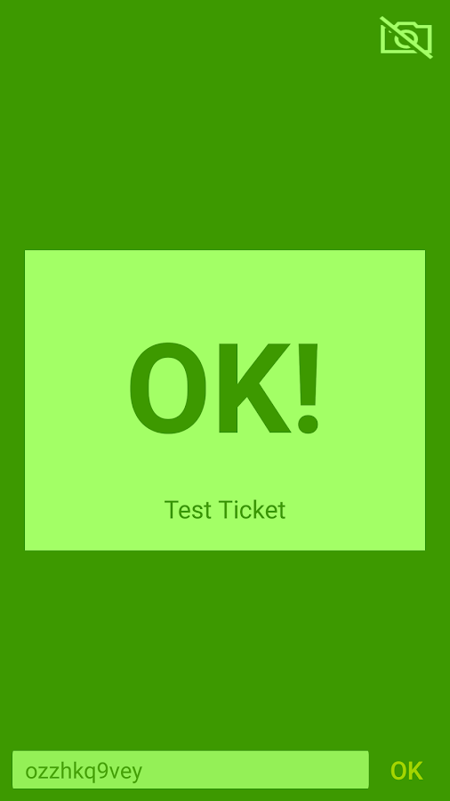 Diginights Ticketscan- screenshot