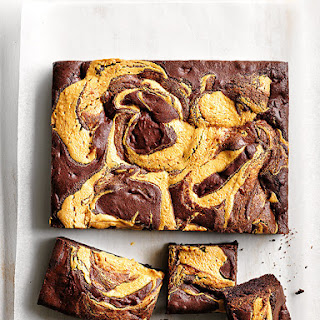 Chocolate Chunk and Peanut Butter Swirl Brownie Recipe