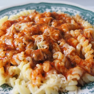 Simple Spaghetti Sauce Without Meat Recipes.