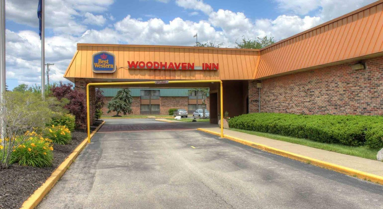 Best Western Woodhaven Inn