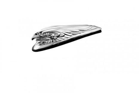 HIGHWAY HAWK EAGLEHEAD Fender Figure, large