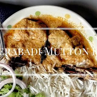 Hyderabadi Mutton Korma