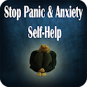 Stop panic and anxiety - guide icon