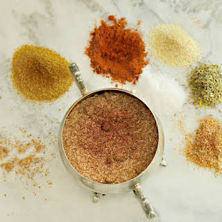 Dry Spice Rub for Steaks.