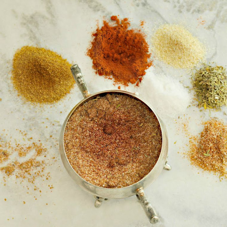 Dry Spice Rub for Steaks Recipe