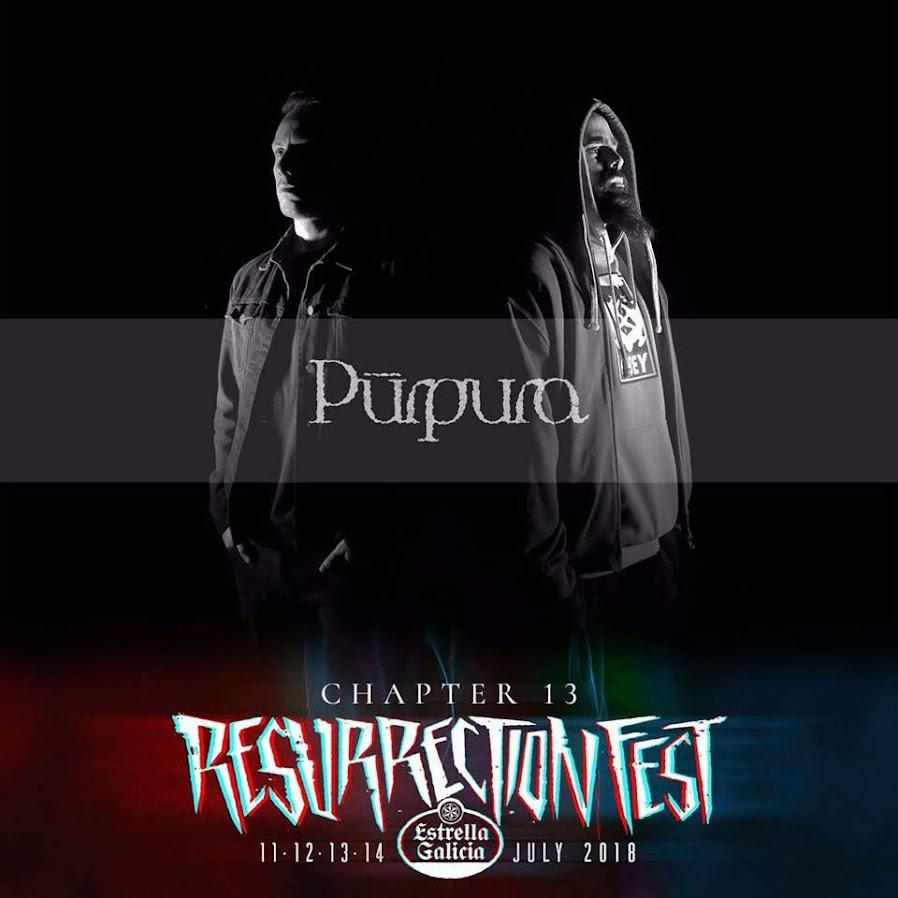 Pürpura Resurrection fest