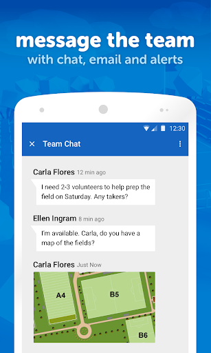 TeamSnap-Sport Team Management Screenshot