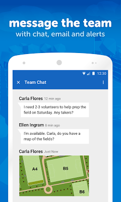 TeamSnap-Sport Team Management - screenshot