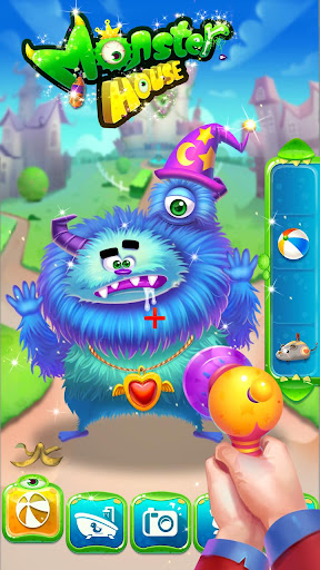 ud83dudc7eud83dudc7eCute Monster - Virtual Pet modavailable screenshots 9