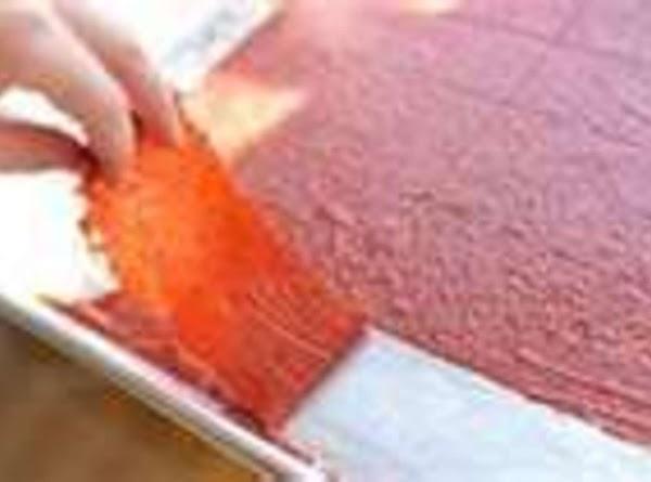 Orange Julius Roll-ups Recipe