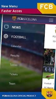 FC Barcelona Official App screenshot 01