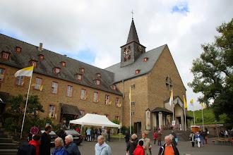 Photo: Sognekirken i Eibingen, hvor festen holdes