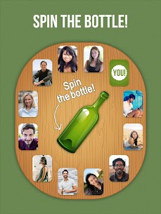 Spin the Bottle: Kiss, Chat and Flirt 9