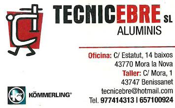 Tecnic Ebre Alumini