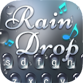 Raindrops Flat Sound Theme