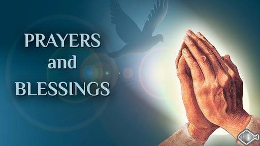 祈禱和祝福