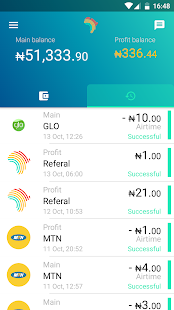 TopUp Africa- screenshot thumbnail
