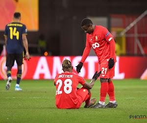 Zware sanctie voor Standard na wangedrag supporters in Europa League