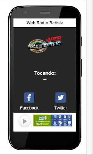 Web Rádio Batista
