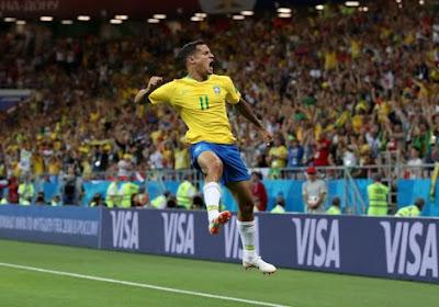 Le Brésil l'emporte en amical