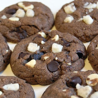 Soft and Chewy Oreo Cookie Cookies