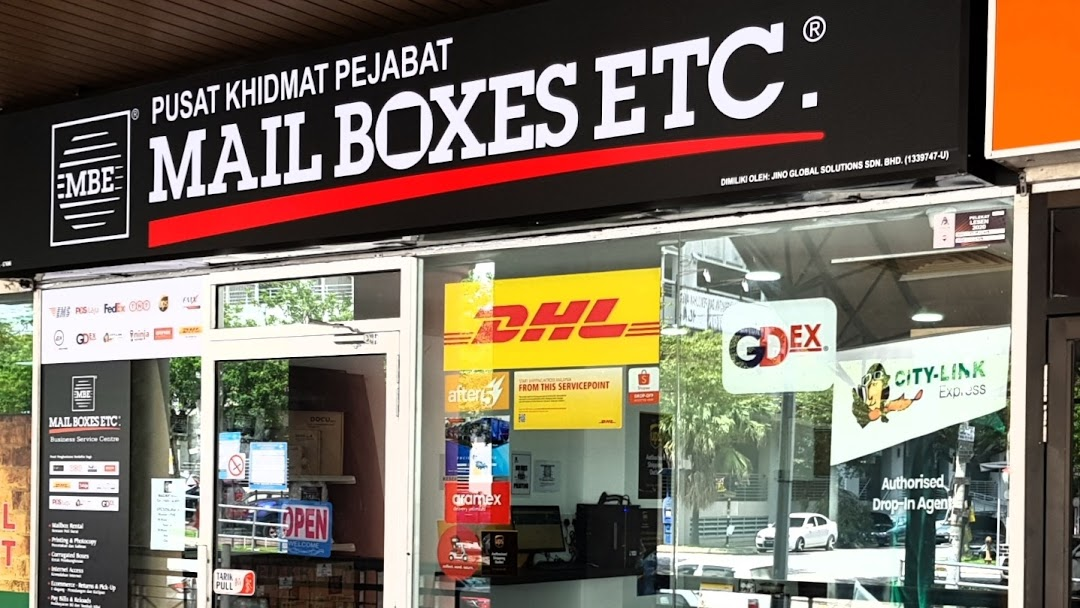 Mbe Mail Boxes Etc Selayang Courier Service In Batu Caves