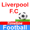 History Timeline Of Liverpool F.C icon