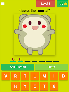 Guess Animals Quiz - Earn Real Cash for PC / Windows 7, 8