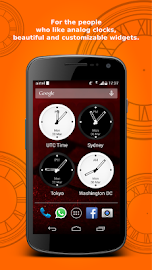 Bob's World Clock Widget Screenshot 5