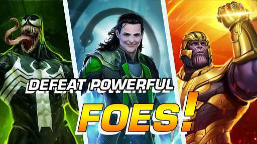 MARVEL Puzzle Quest: Join the Super Hero Battle! 204.531444 screenshots 19