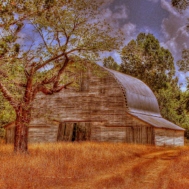 by Steve Tharp - Buildings & Architecture Decaying & Abandoned