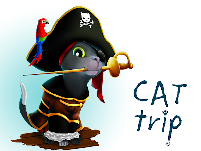 CAT trip: Treasure Island Lite- screenshot thumbnail