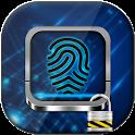 Biometric Screen lock Prank icon