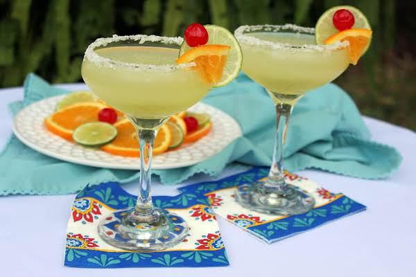 Sue's Italian Margaritas