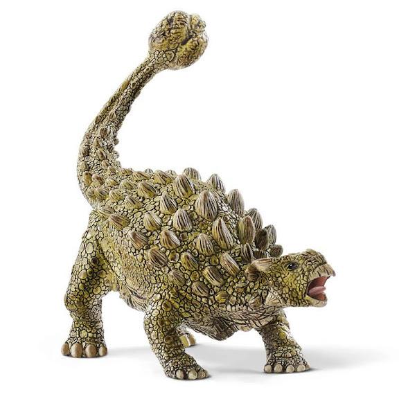 Contenido de Schleich® 15023 Ankylosaurus