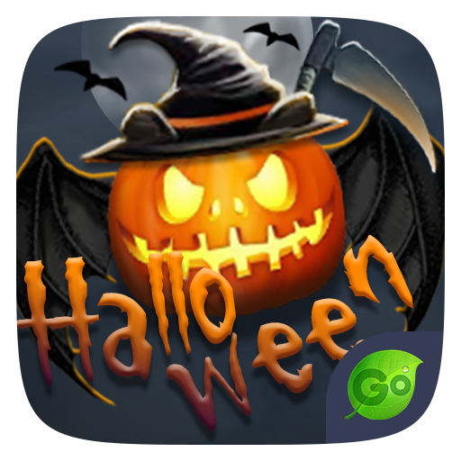 Halloween II GO Keyboard Theme 個人化 App LOGO-硬是要APP