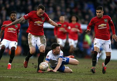 FA Cup : Manchester United sans pitié face à Tranmere Rovers
