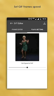 GIF Maker - Convert Video to GIF - náhled