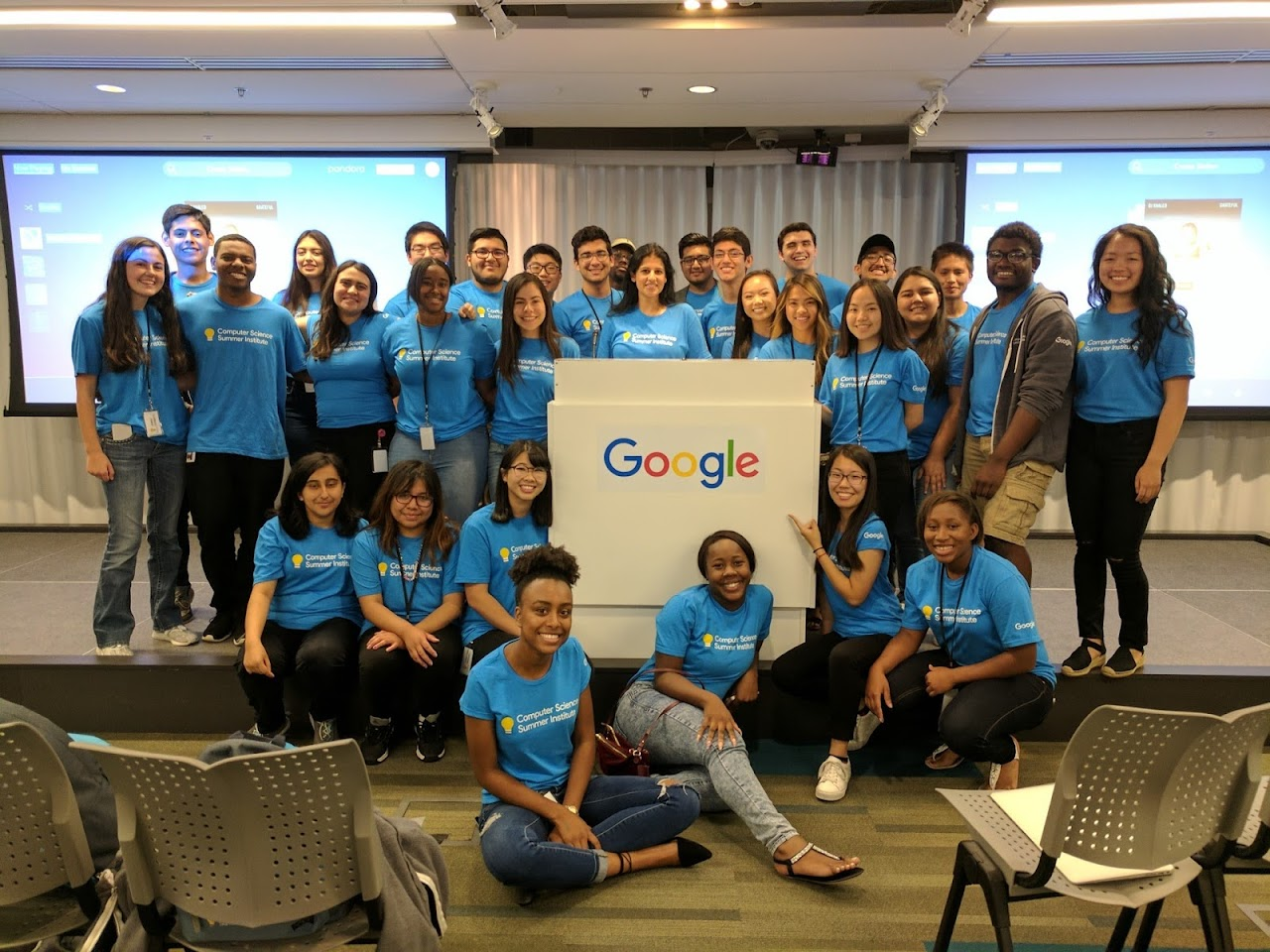 Computer Science Summer Institute (CSSI) – Build your future with Google