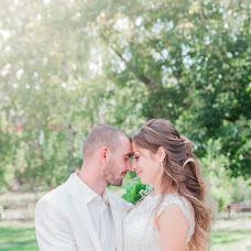 Wedding photographer Kristina Vikulova (Fotogloss). Photo of 08.09.2018