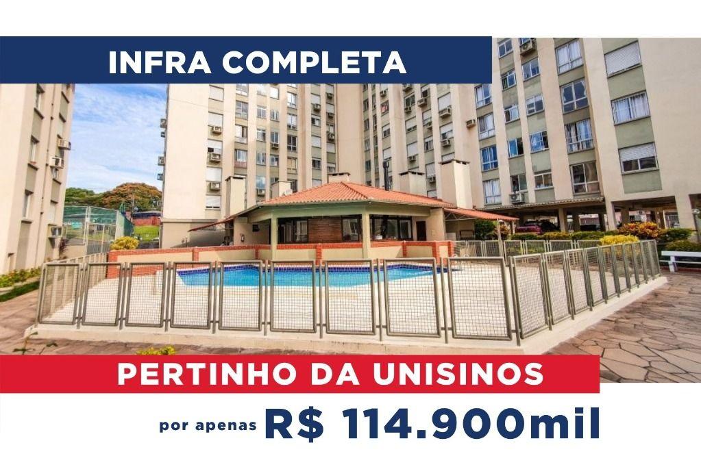 Kitnet Residencial à venda, Cristo Rei, São Leopoldo 27m²