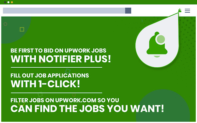 Freelance Notifier and Autofill for Upwork